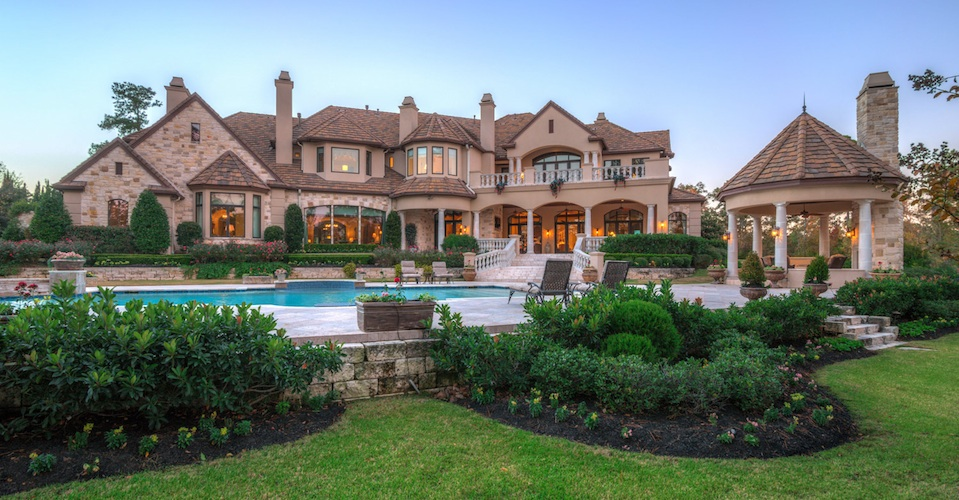 The Mansion Private Property Houston