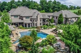 3 multi million dollar brentwood tn homes for sale for 7 million dollar homes for sale