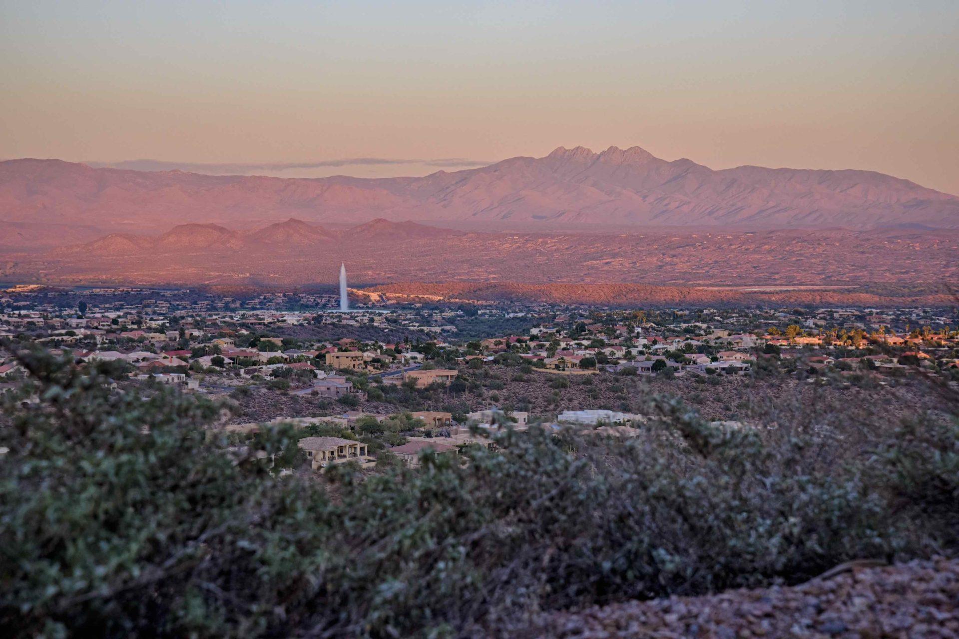 Fountain Hills Arizona Outdoor Activity Guide