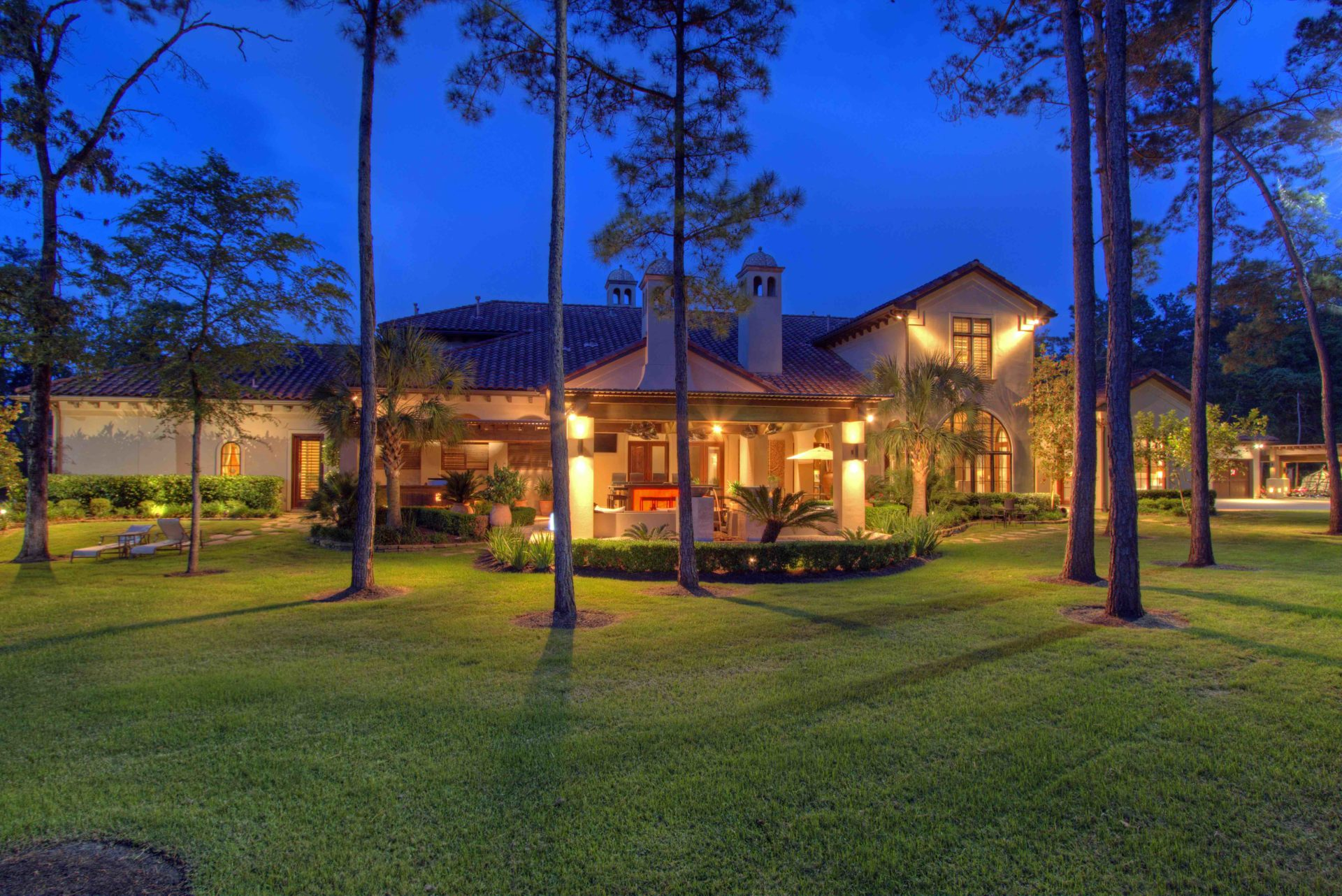 Golf Mansions for Sale in Houston TX
