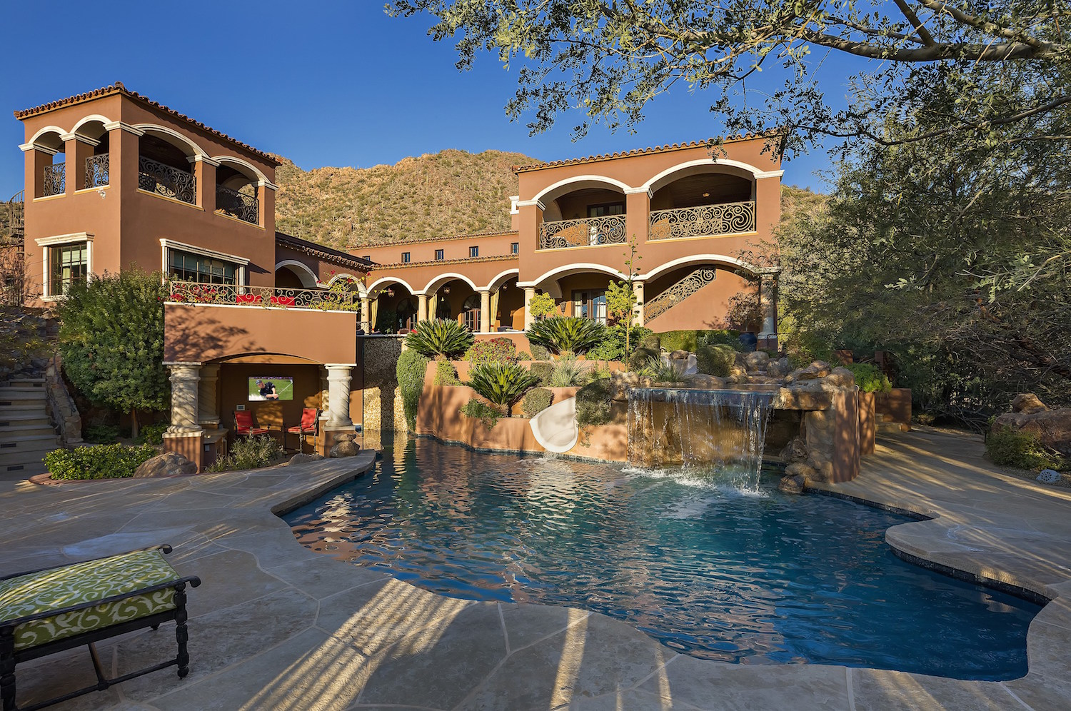 3 High End Scottsdale Mountain Homes For Sale With City