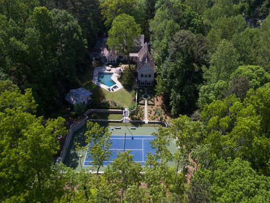 Top 3 Pro-Athlete Worthy Homes For Sale In Atlanta ...