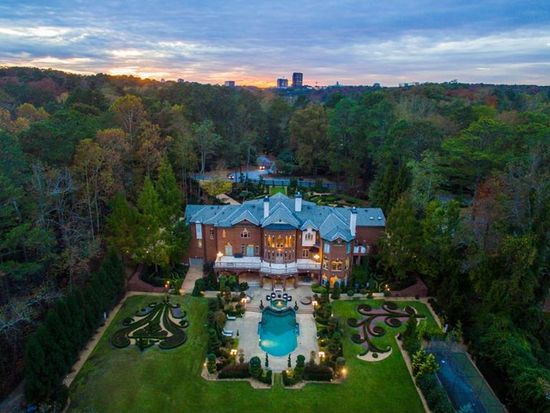 Top 5 Luxury Homes For Sale Near Buckhead Ga Supreme Auctions