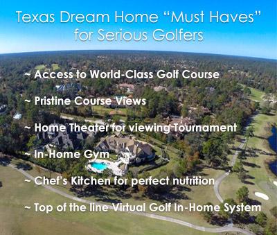 texas dream home