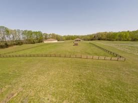 equestrian property with farmland