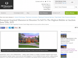 texas mansion for sale