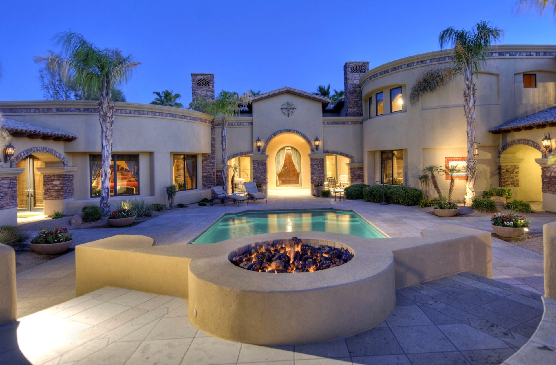 Luxury Fountain Hills Az Home For Sale Absolute Auction