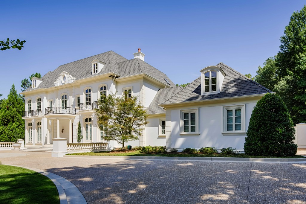 Top 5 multi million dollar homes for sale near buckhead ga for Homes up for auction