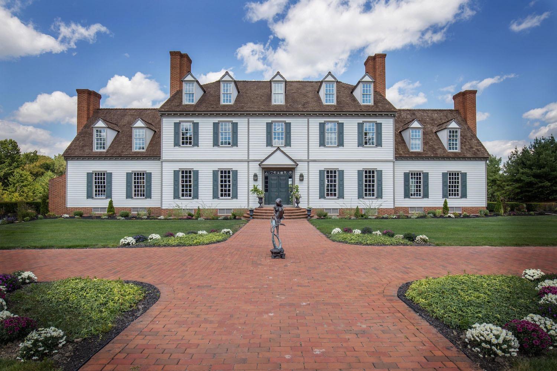 colonial estates for sale in Ohio