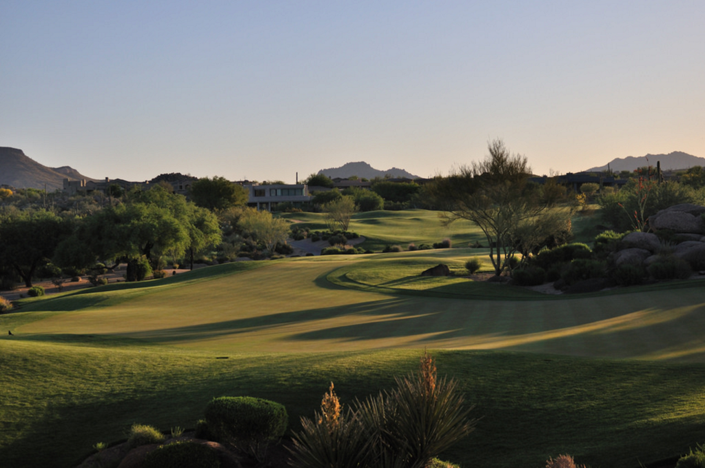 private golf country clubs in Scottsdale