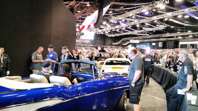 collector car auctions in Arizona