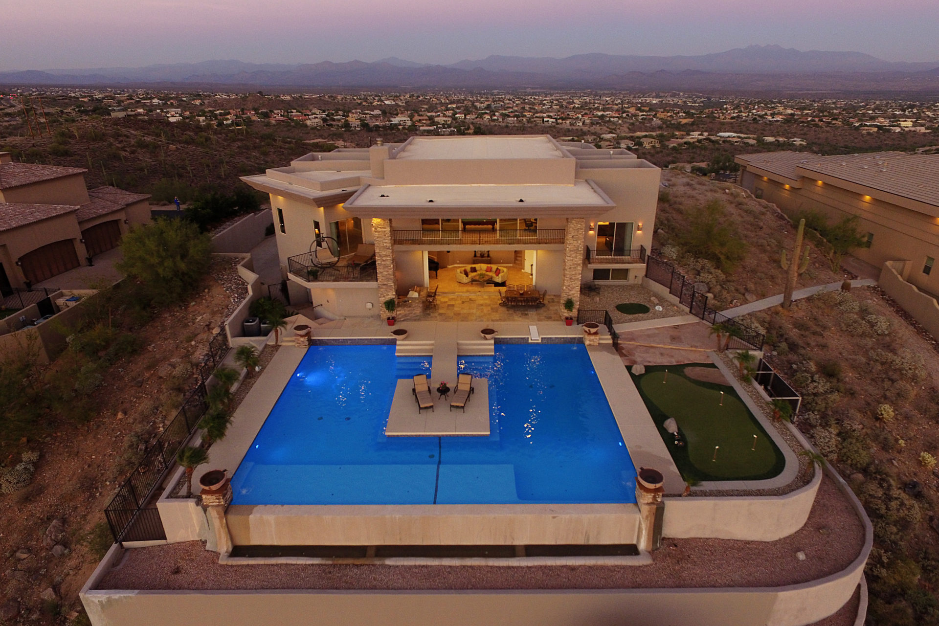 4 Fountain Hills Homes For Sale With Breathtaking Views