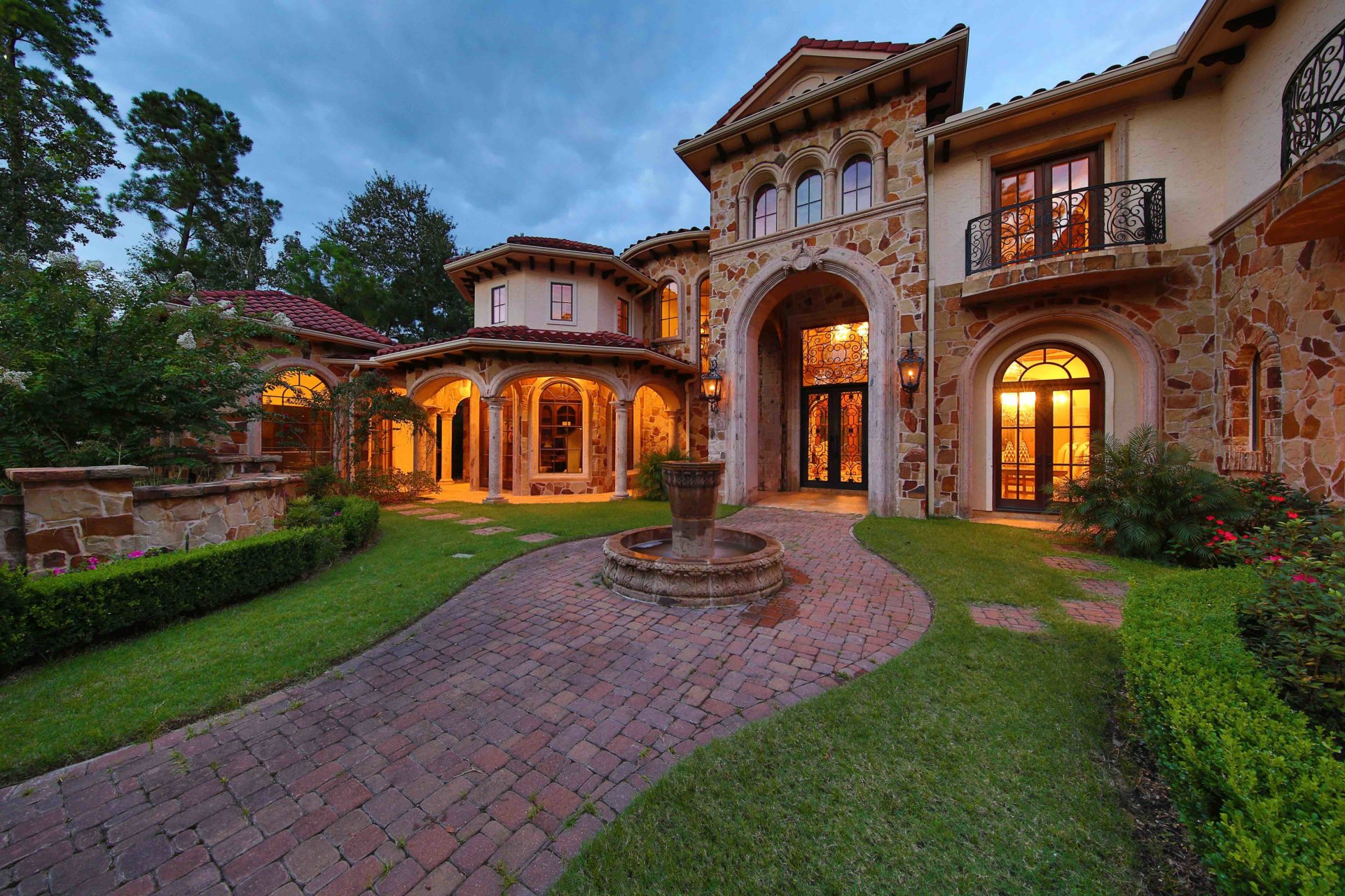 Houston Mansions