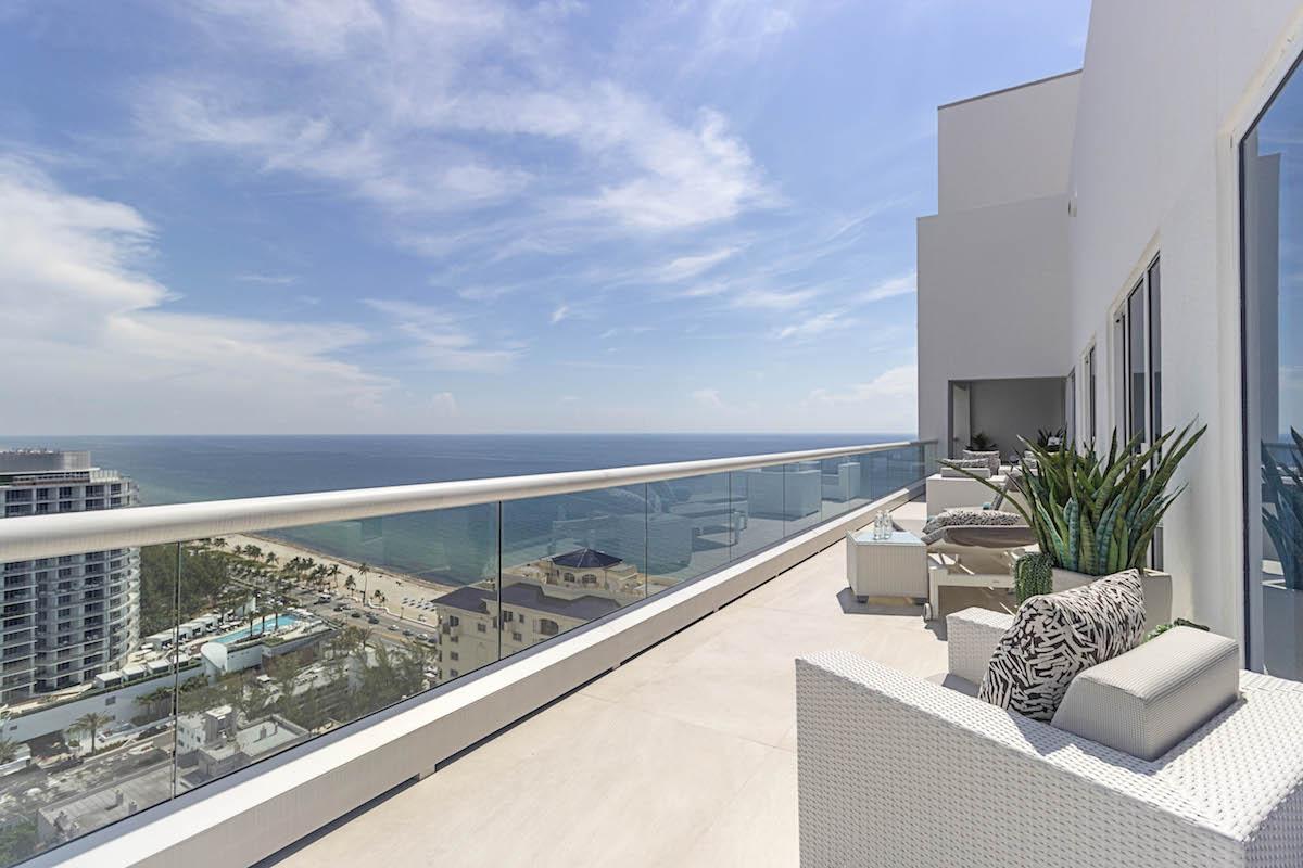 1 Fort Lauderdale Beach penthouse Condo for sale copy